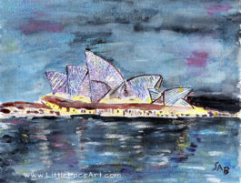 Escape to Sydney Opera House